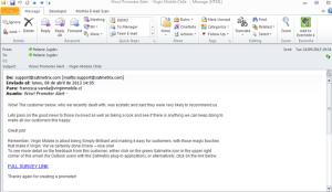 Triggered Emails